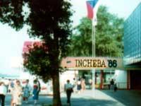 Incheba 1986