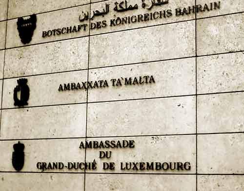 botschaft bosnien berlin