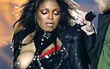 Skandalauftritt: Alle wollen Janets Brust-Piercing STERNde